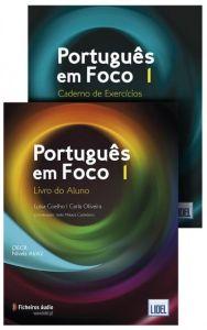Portugues em Foco 1 - Pack Economico (Livro do Aluno+ Caderno de Exercicios)