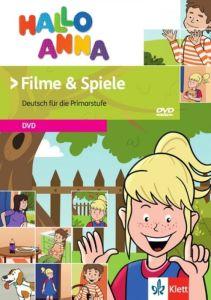 Hallo Anna Neu Filme und Spiele: Handbuch mit DVD