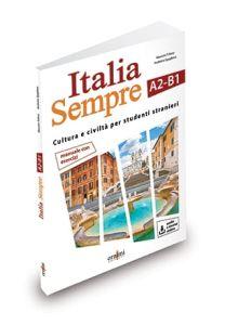 Italia Sempre A2-B1 (+ Audio Cd)