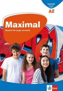 Maximal A2: Testheft (mit Audios online)