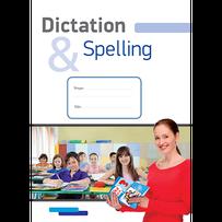 Τετράδιο Dictation & Spelling